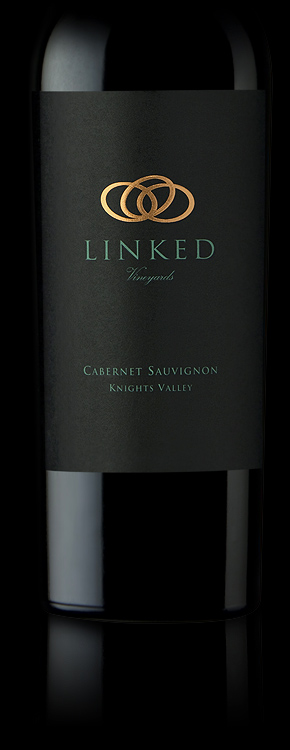 Linked Vineyards Cabernet Sauvignon, Knights Valley